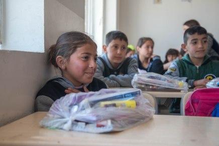 Projekte in Syrien und Unterstützung syrischerFlüchtlinge