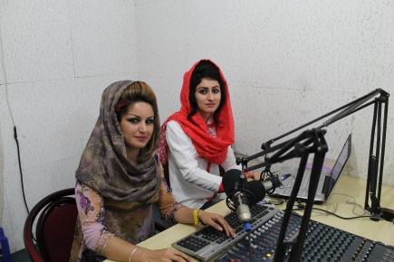 """Radio """"Dange Nwe"""" – das erste Community Radio imIrak"""