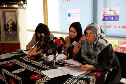 WOLA! Rechtsberatung für Frauen inSuleymania