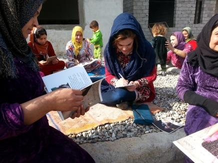 Kampagne gegen FGM: Mobiles Team inErbil