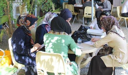 Das erste Frauencafé imNordirak
