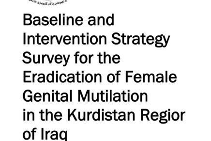 Heartland study shows steep decline of FGM rates in Iraqi Kurdistan