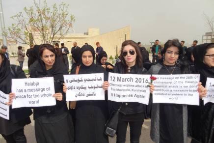 Halabja: Ende derStraflosigkeit