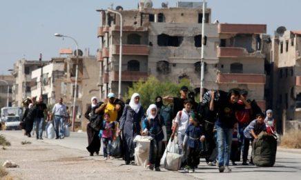 Syrien: Russland, der Iran und die Türkei teilen sich dieBeute