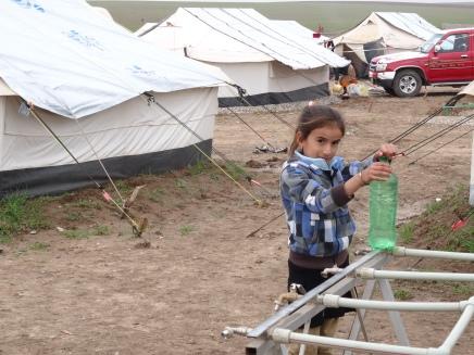 Die Welt lässt Mosul-Flüchtlinge imStich
