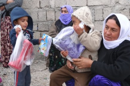 How to Help the Women and Girls Rescued from Islamic State