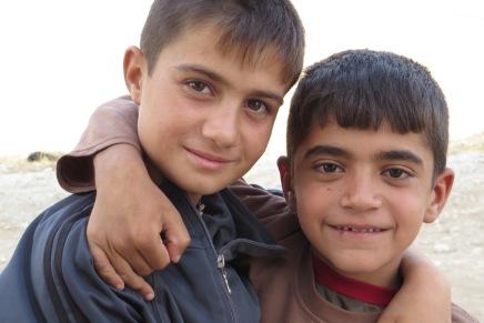 Hilfe für Flüchtlinge aus derSinjar-Region
