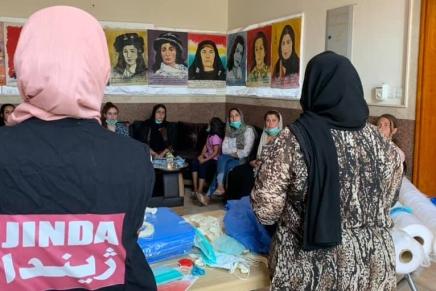 Das Jinda-Zentrum für Opfer des IslamischenStaates