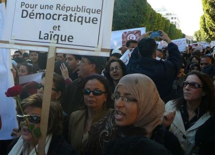 Tunesien: Frauenrechte sindBürgerrechte