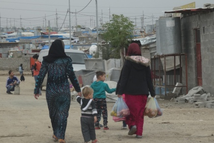 """Nach der Übernahme Kirkuks: """"Die neuen Binnenflüchtlinge brauchen unsereHilfe"""""""
