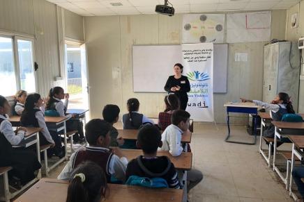 Gewaltfrei lernen. Gewaltfrei leben! Schulen ohne Gewalt imNordirak