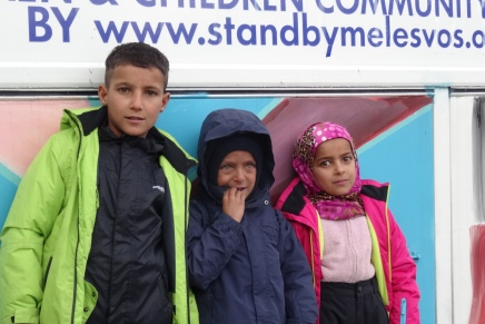 Lesbos: »Es ist ein Plan, schlechte Bedingungen zuschaffen«
