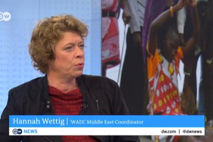Wadi spricht bei Deutsche Welle überFGM