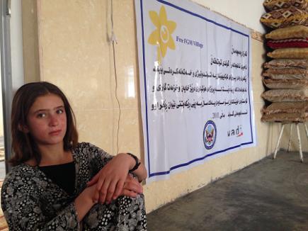 Erklärung von Wadi im Irak zuFGM