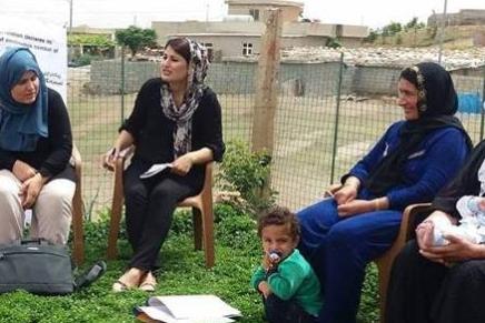 """""""Beschwichtigungen und Erniedrigungen"""" – Gespräch mit dem Wadi Team in Erbil über weibliche Genitalverstümmelung (FGM)"""