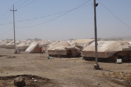 Fluchtlandschaft Naher Osten