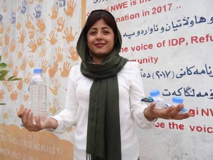 """""""Grüne Stadt Halabja"""": Anbau einer besserenZukunft"""