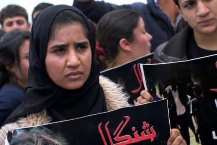 Aufruf zur Unterstützung von jesidschen Frauen und ihrenKindern
