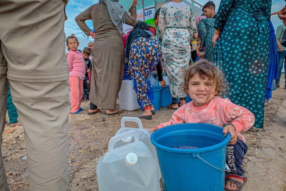 """""""Eine wirkliche Notlage"""": Flüchtlinge aus Rojava imNordirak"""