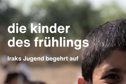 "Wadi Rundbrief Winter 2019: ""Die Kinder des Frühlings"""