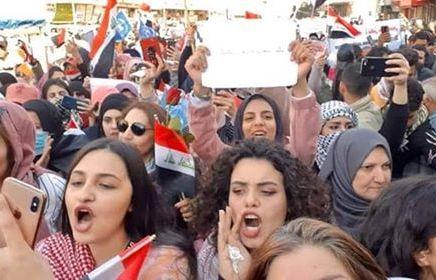 Bagdads Tahrir-Platz