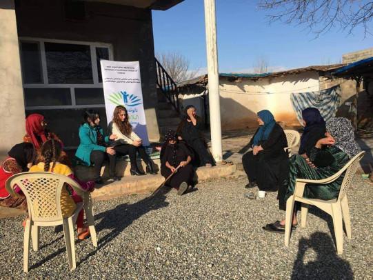 Der Kampf gegen FGM währendCorona