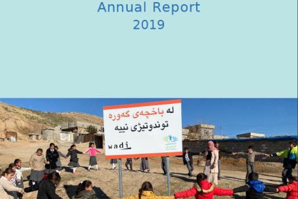 Wadis Jahresbericht 2019