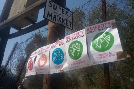 Erster Fall von Corona auf Lesbos festgestellt – Flüchtlinge besondersgefährdet