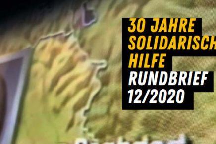 """Wadi-Rundbrief Winter 2020: """"30 Jahre solidarischeHilfe"""""""