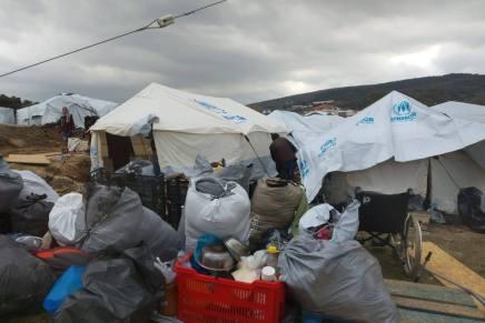 Jedes Jahr so viele Flüchtlinge wie niezuvor
