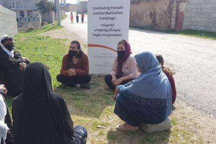 StopFGM Kampagne als Vorbildempfohlen