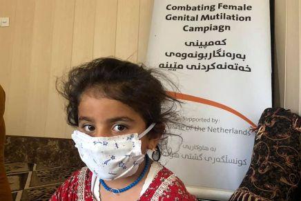 Kampagnen gegen Genitalverstümmelung (FGM)