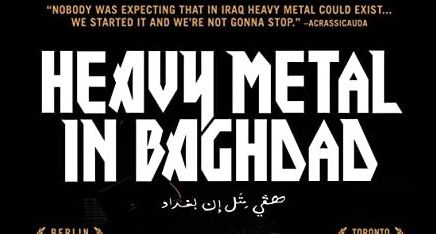 Heavy Metal inBagdad