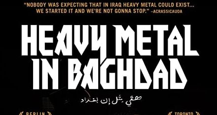 Heavy Metal in Bagdad